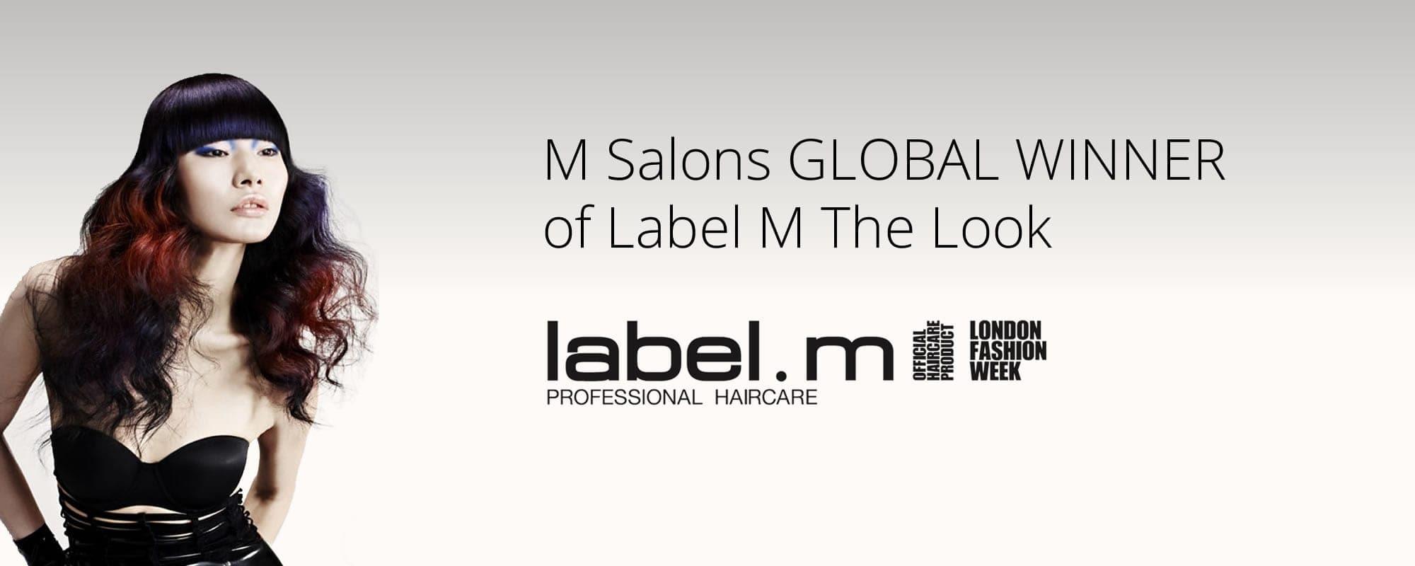 M Salons win Global